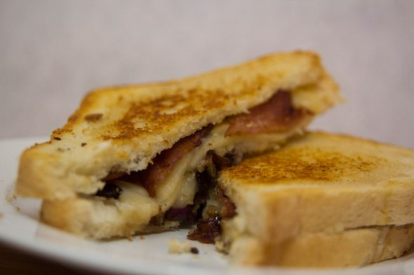 Zesty-Grilled-Cheese