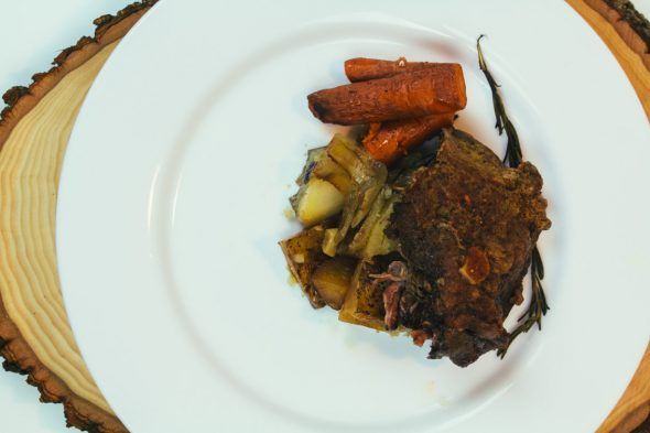 Slow Cooker Chuck Roast-5